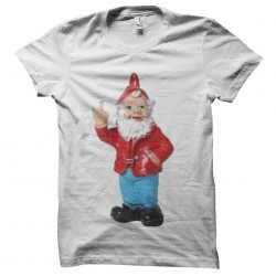 dwarf garden shirt sublimation
