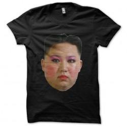 tee shirt Kim Jong-un...