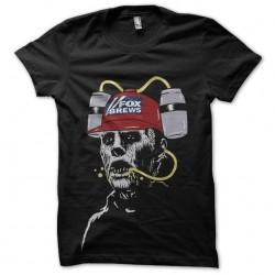 t-shirt walking dead zombie...