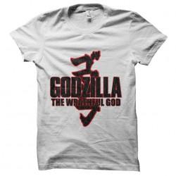 Godzilla tshirt the...