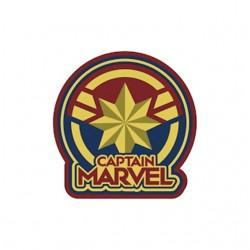 captain marvel shirt logo sublimation