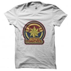 captain marvel shirt logo...
