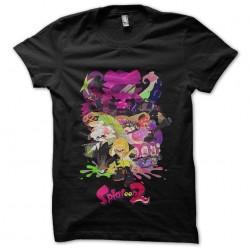 splatoon 2 shirt sublimation