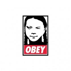 greta thunberg obey shirt sublimation