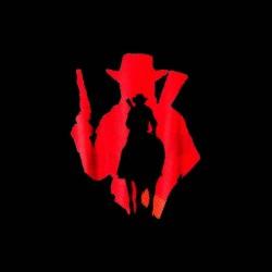 red dead redemption online shirt sublimation