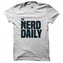 the nerd daily shirt...