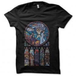 tee shirt ma religion...