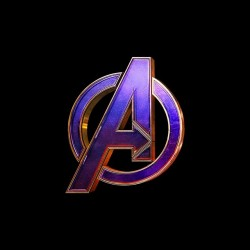 avenger endgame logo shirt sublimation