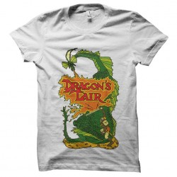 tee shirt dragon's lair...