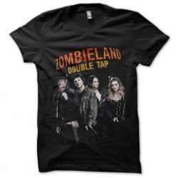 tee shirt zombieland 2...