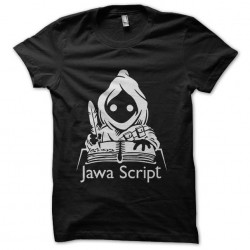 tee shirt jawa language...