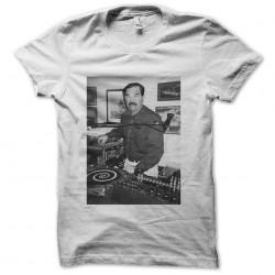 tee shirt dj Saddam Hussein...