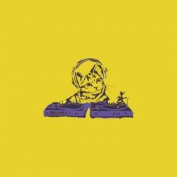 Dj yellow cat sublimation t-shirt