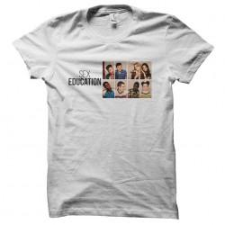 tee shirt sex education...