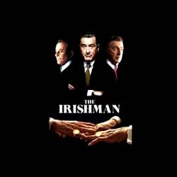 tee shirt the irishman sublimation