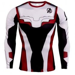 tee shirt avengers moulant...
