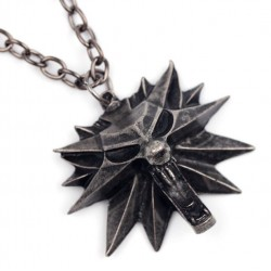 the witcher medallion...