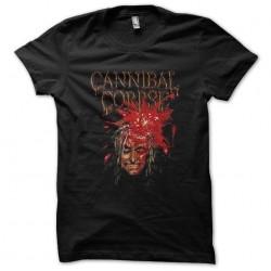 cannibal corpse shirt...