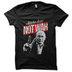 putin make peace not war...