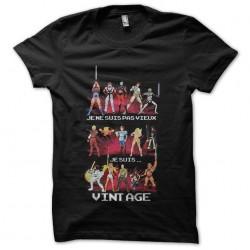 vintage geek t-shirt...