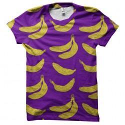 tee shirt bananes party...