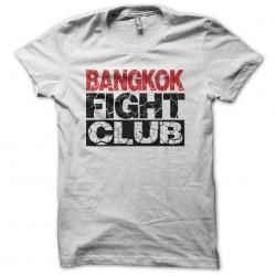 Bangkok Fight Club white...