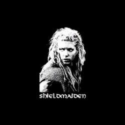 lagertha shieldmaiden viking t-shirt sublimation