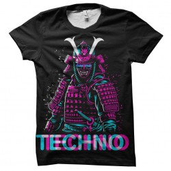 Techno samurai sublimation...