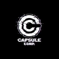capsule corp interference t-shirt dragon ball sublimation