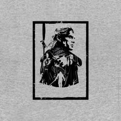 the witcher portrait t-shirt sublimation