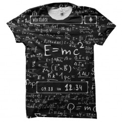 tee shirt Albert Einstein...