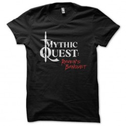 tee shirt mythic quest...