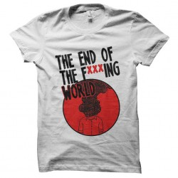 tee shirt the end of the...