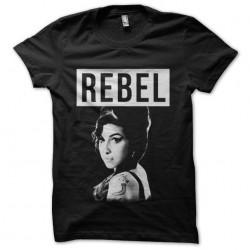 winehouse rebel t-shirt...