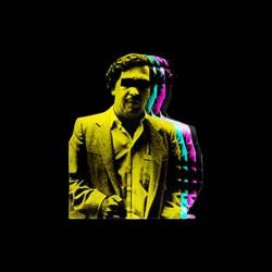 narcos Pablo Escobar t-shirt sublimation