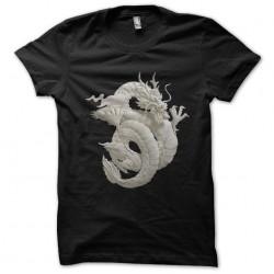 T-shirt dragon tattoo in...