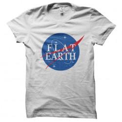 tee shirt terre plate nasa...