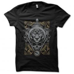 T-shirt combat tattoo black...