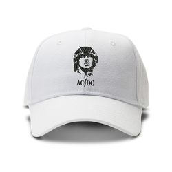 casquette ACDC broderie de...