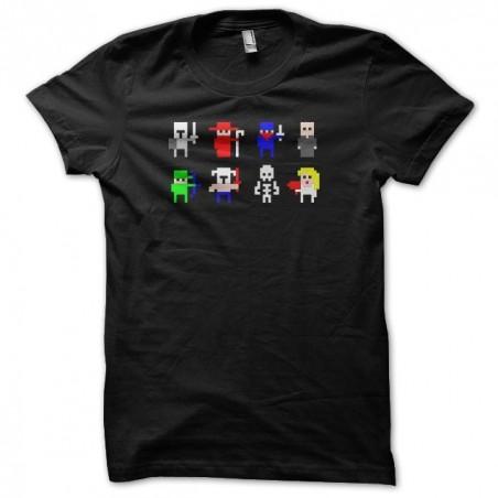 Tee shirt Jeu de rôle 8 bits  sublimation