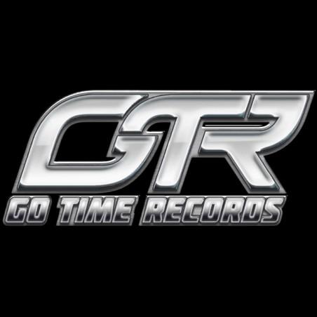 GTR record chronometric t-shirt in black sublimation