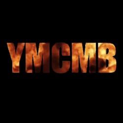 T-shirt YMCMB fire black...