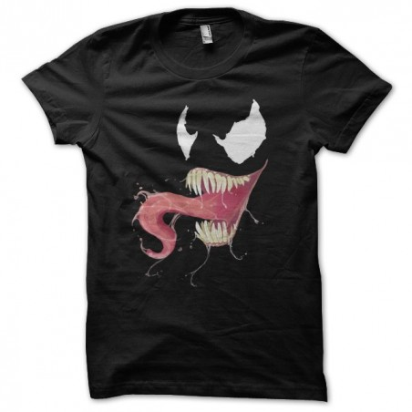 Venom logo t-shirt from Face noir sublimation
