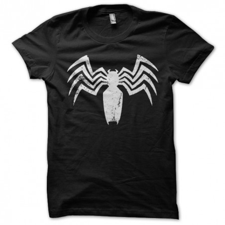 Venom bad super hero t-shirt in black sublimation