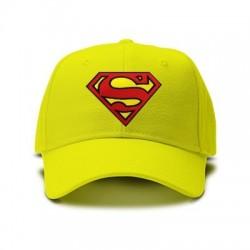 casquette Superman jaune