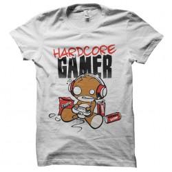 hardcore gamer t-shirt...