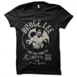 Bruce lee institute t-shirt...