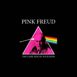 Tee shirt Pink freud sublimation