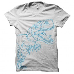T-rex shirt sublimation