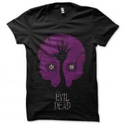 tee shirt the evil dead...